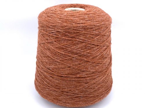 YARN WOOL SHOP MERINO ALPACA VISCOZE POLYAMIDE GINGERBREAD BROWN