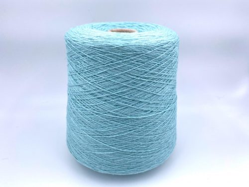 YARN WOOL SHOP MERINO ARCYLIC AQUA ISLAND BLUE